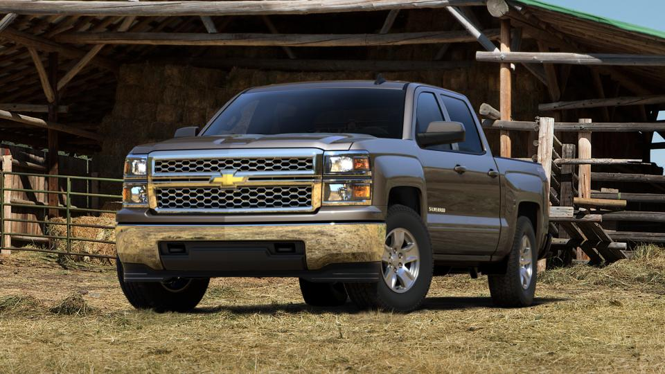 2015 Chevrolet Silverado 1500 Vehicle Photo in Bend, OR 97701
