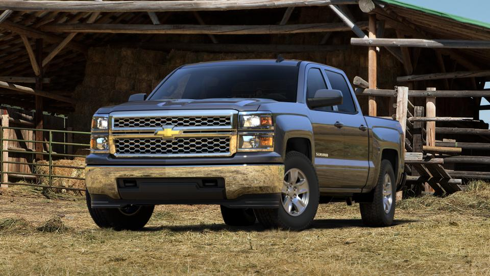 2015 Chevrolet Silverado 1500 Vehicle Photo in Chelsea, MI 48118
