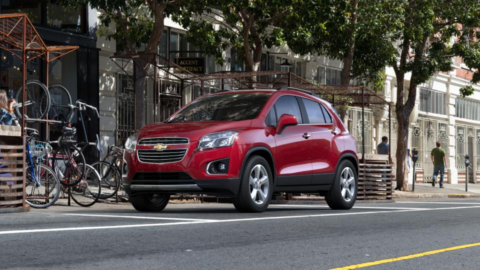 2015 Chevrolet Trax Vehicle Photo in Killeen, TX 76541