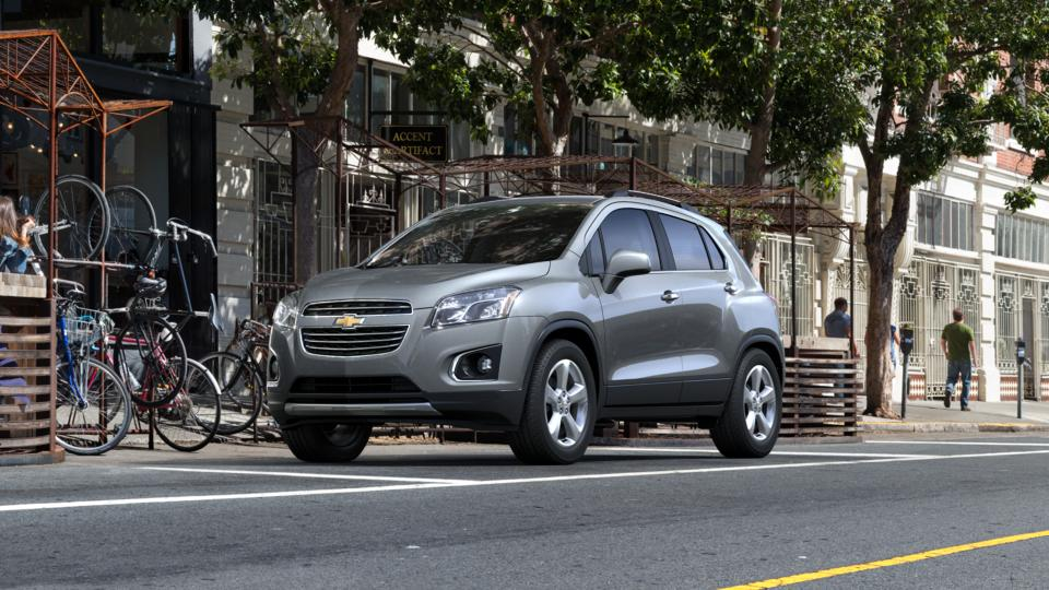 2015 Chevrolet Trax Vehicle Photo in Colorado Springs, CO 80920