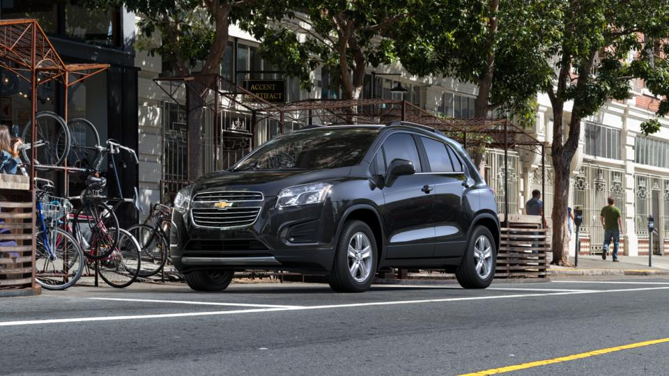 2015 Chevrolet Trax Vehicle Photo in Boston, NY 14025