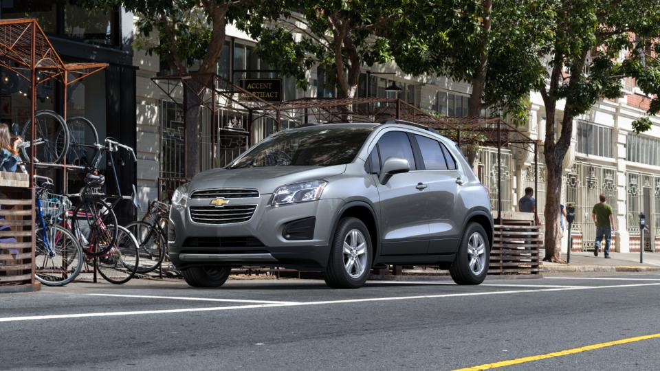 2015 Chevrolet Trax Vehicle Photo in Rockville, MD 20852
