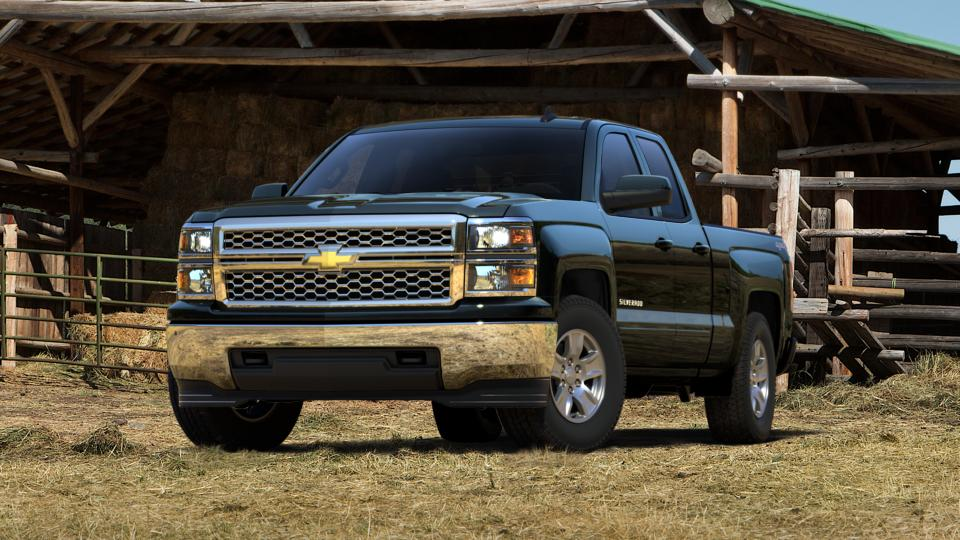 2015 Chevrolet Silverado 1500 Vehicle Photo in Quakertown, PA 18951