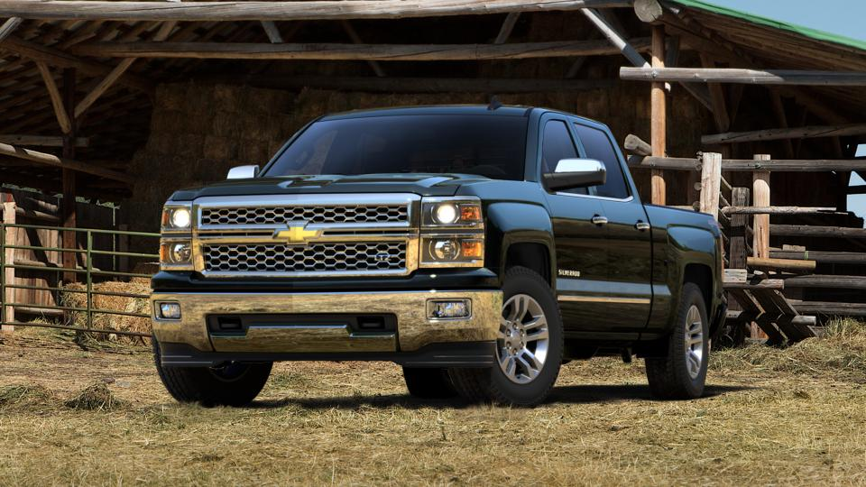 2015 Chevrolet Silverado 1500 Vehicle Photo in Winnsboro, SC 29180