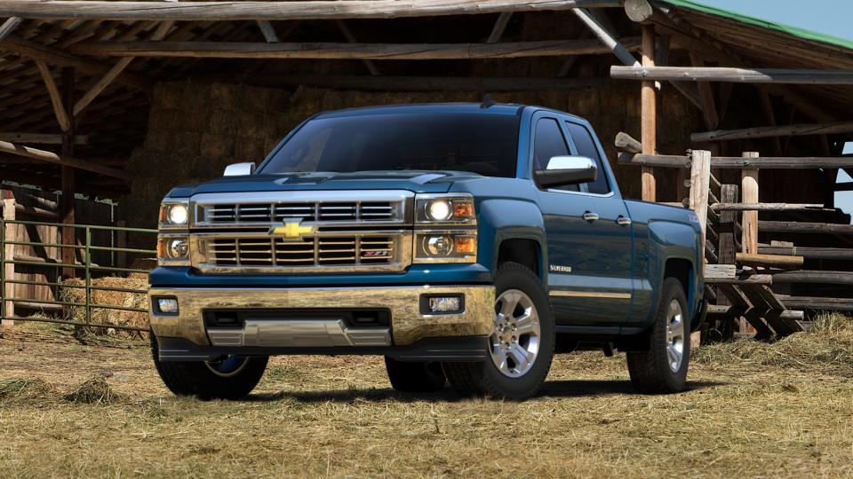 2015 Chevrolet Silverado 1500 Vehicle Photo in Leominster, MA 01453