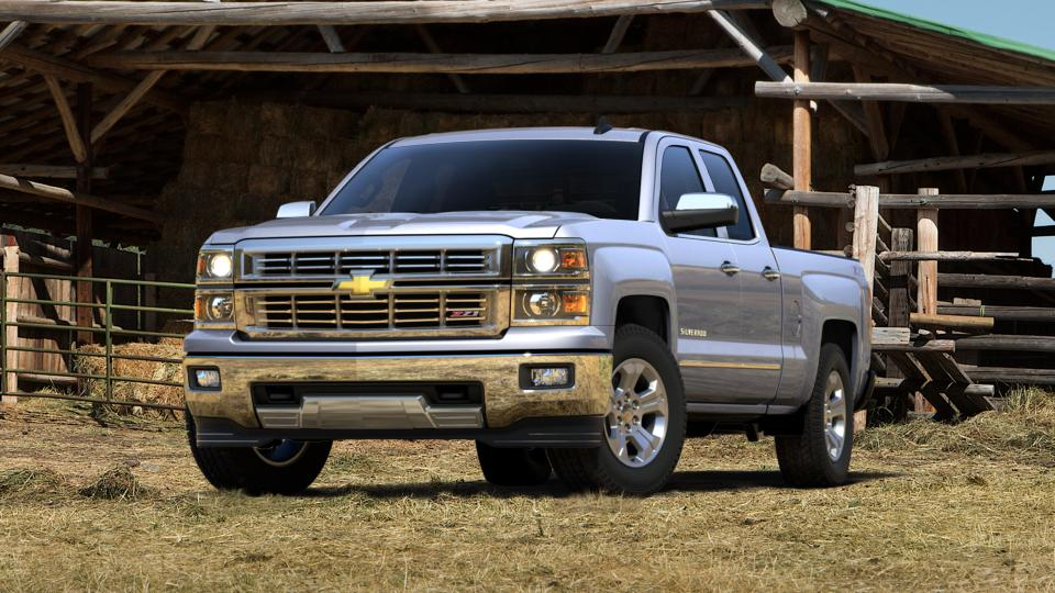 2015 Chevrolet Silverado 1500 Vehicle Photo in Norwich, NY 13815