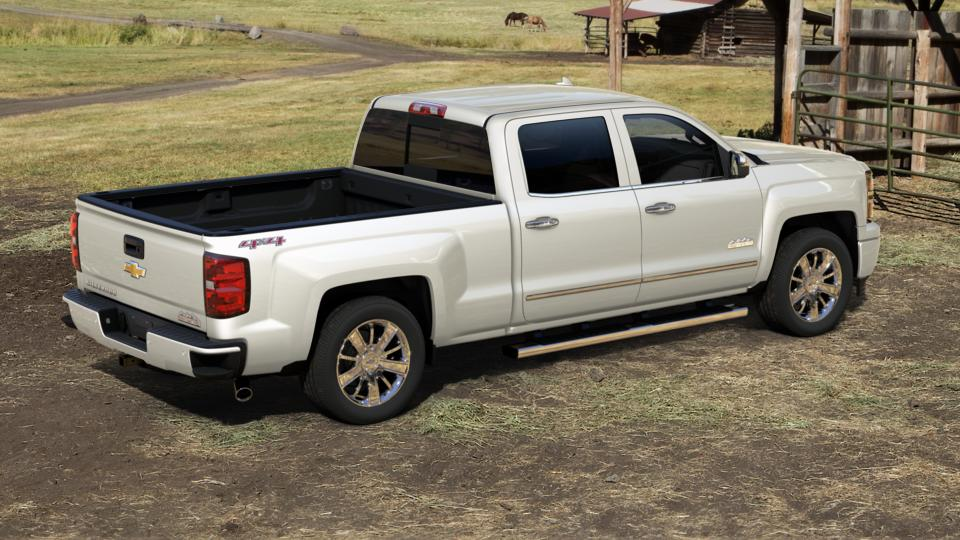 certified 2015 chevrolet silverado 1500 crew cab standard box 4 wheel drive high country for. Black Bedroom Furniture Sets. Home Design Ideas