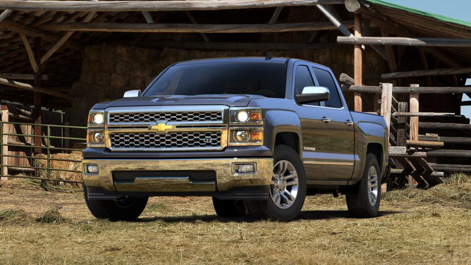 2015 Chevrolet Silverado 1500 Vehicle Photo in Killeen, TX 76541