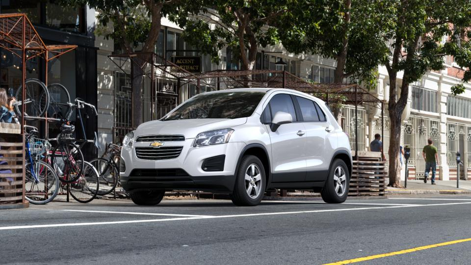 2015 Chevrolet Trax Vehicle Photo in Gardner, MA 01440