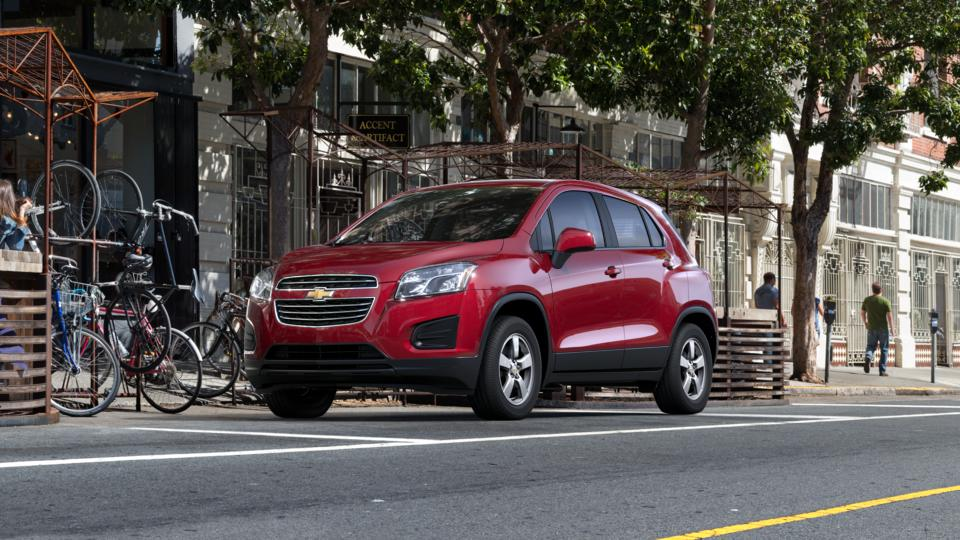 2015 Chevrolet Trax Vehicle Photo in Redding, CA 96002