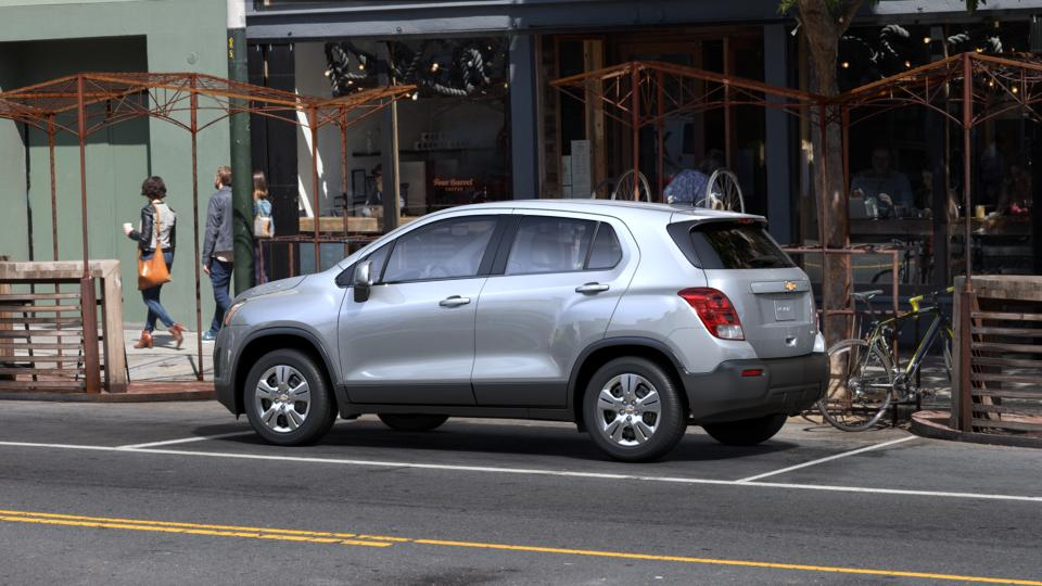silver ice metallic 2015 chevrolet trax for sale at schumacher chevrolet denville vin. Black Bedroom Furniture Sets. Home Design Ideas