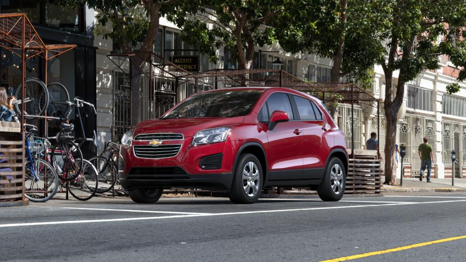 2015 Chevrolet Trax Vehicle Photo in Pahrump, NV 89048