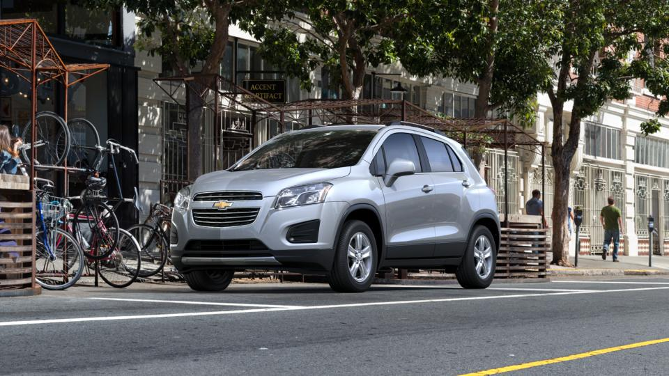 2015 Chevrolet Trax Vehicle Photo in Westlake, OH 44145