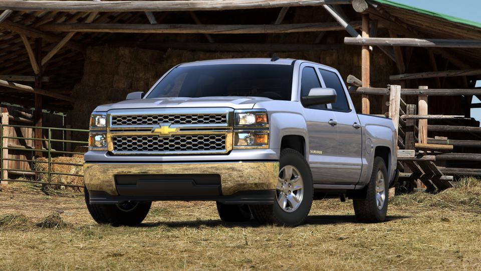 2015 Chevrolet Silverado 1500 Vehicle Photo in Moon Township, PA 15108