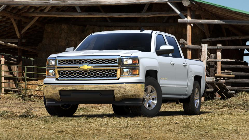 2015 Chevrolet Silverado 1500 Vehicle Photo in Gainesville, TX 76240