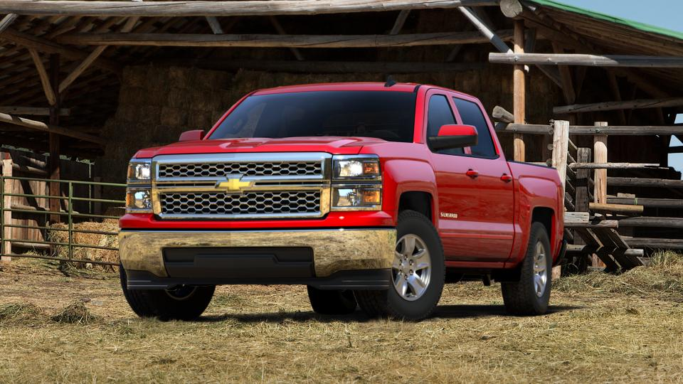 2015 Chevrolet Silverado 1500 Vehicle Photo in Van Nuys, CA 91401