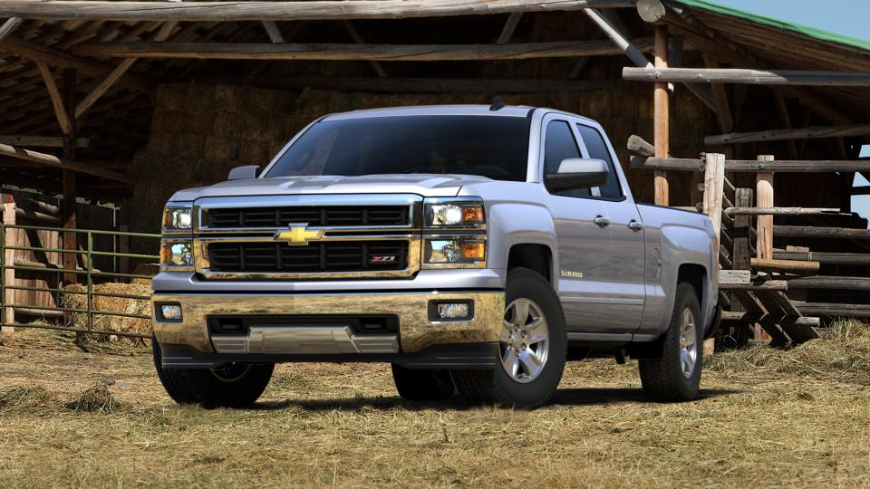 2015 Chevrolet Silverado 1500 Vehicle Photo in Hudson, MA 01749