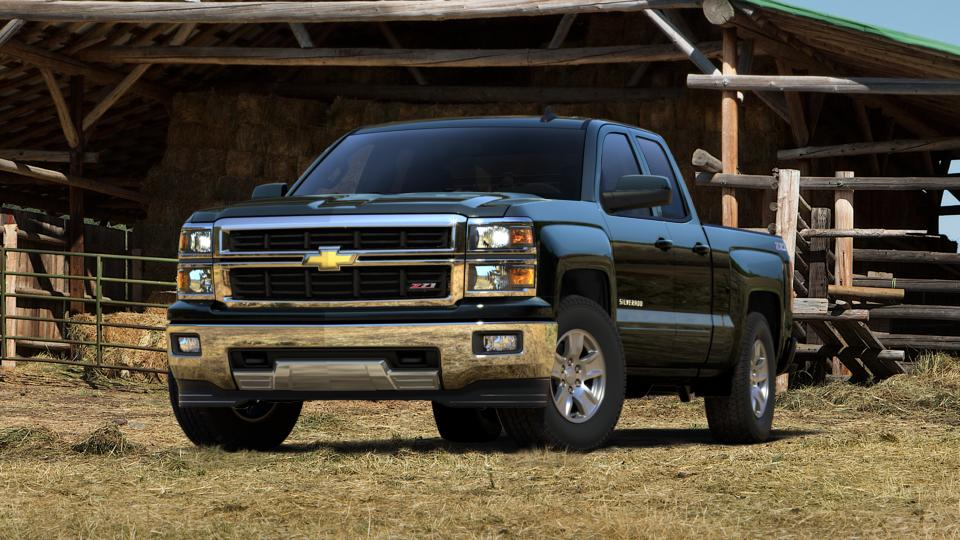 2015 Chevrolet Silverado 1500 Vehicle Photo in Zelienople, PA 16063