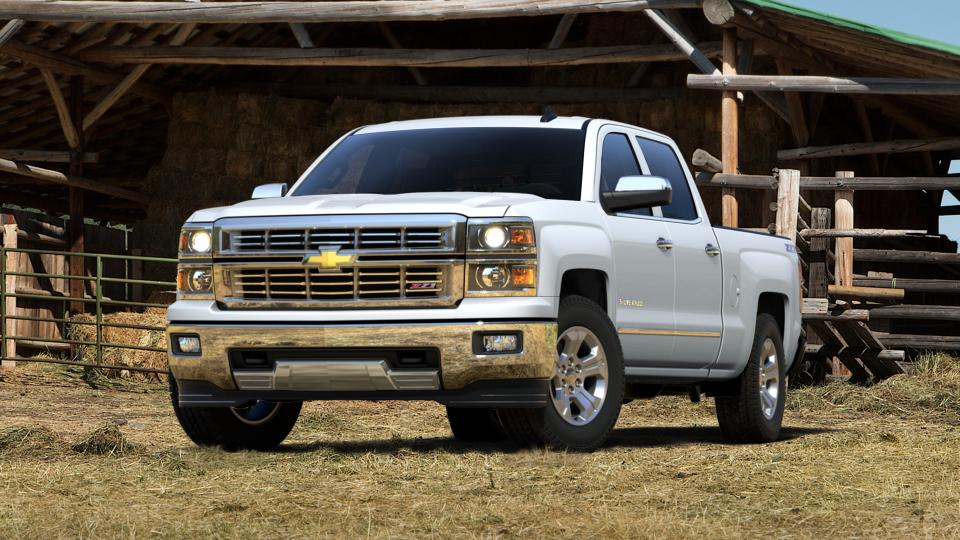 2015 Chevrolet Silverado 1500 Vehicle Photo in Helena, MT 59601