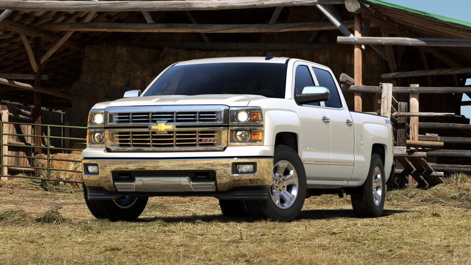 2015 Chevrolet Silverado 1500 Vehicle Photo in Helena, MT 59601
