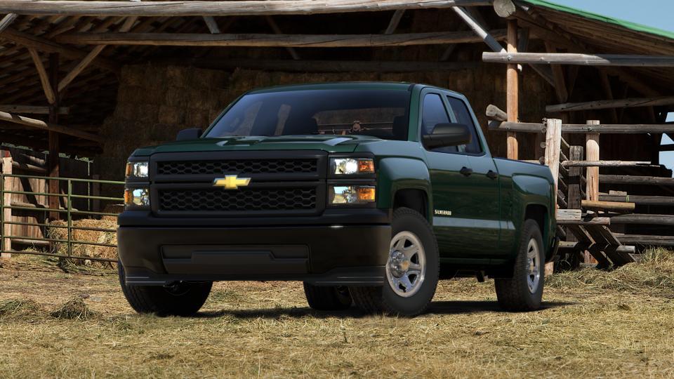 2015 Chevrolet Silverado 1500 Vehicle Photo in Clarksville, TN 37040