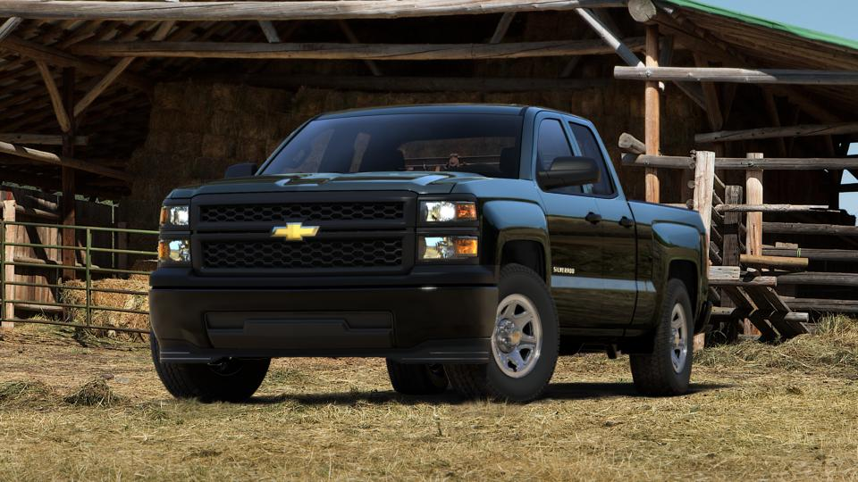 2015 Chevrolet Silverado 1500 Vehicle Photo in Independence, MO 64055