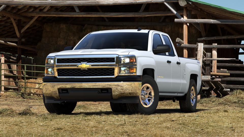 2015 Chevrolet Silverado 1500 Vehicle Photo in Twin Falls, ID 83301
