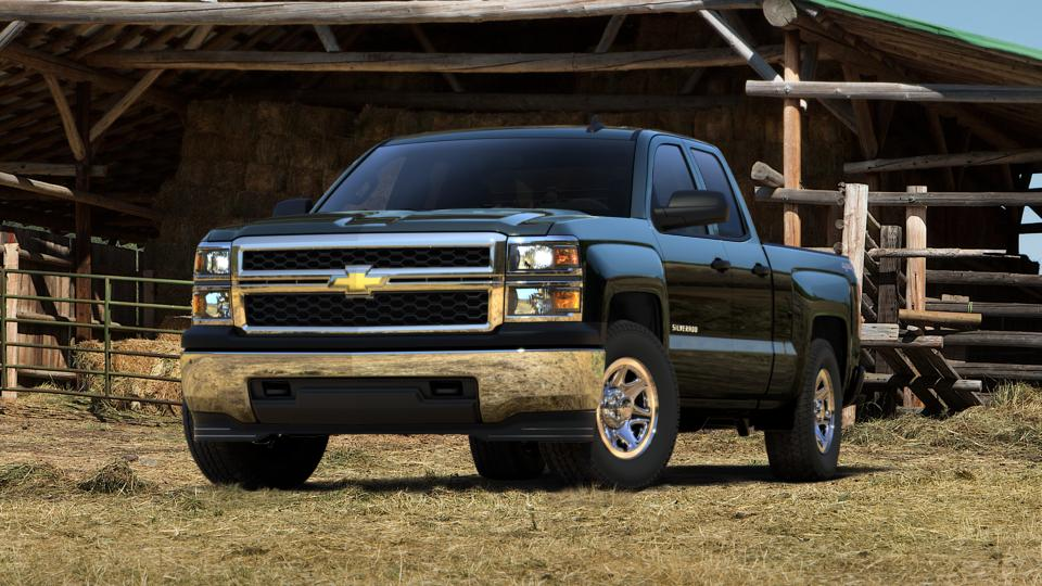 2015 Chevrolet Silverado 1500 Vehicle Photo in Ellwood City, PA 16117