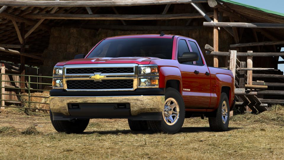 2015 Chevrolet Silverado 1500 Vehicle Photo in Akron, OH 44320
