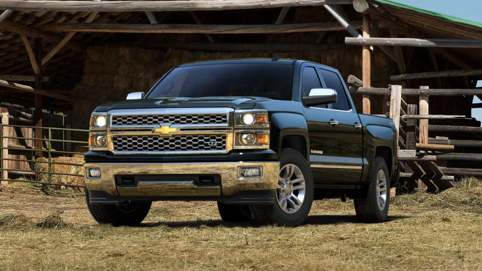 2015 Chevrolet Silverado 1500 Vehicle Photo in Greensboro, NC 27405