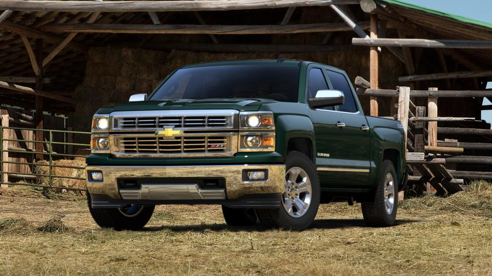 2015 Chevrolet Silverado 1500 Vehicle Photo in Carlisle, PA 17015