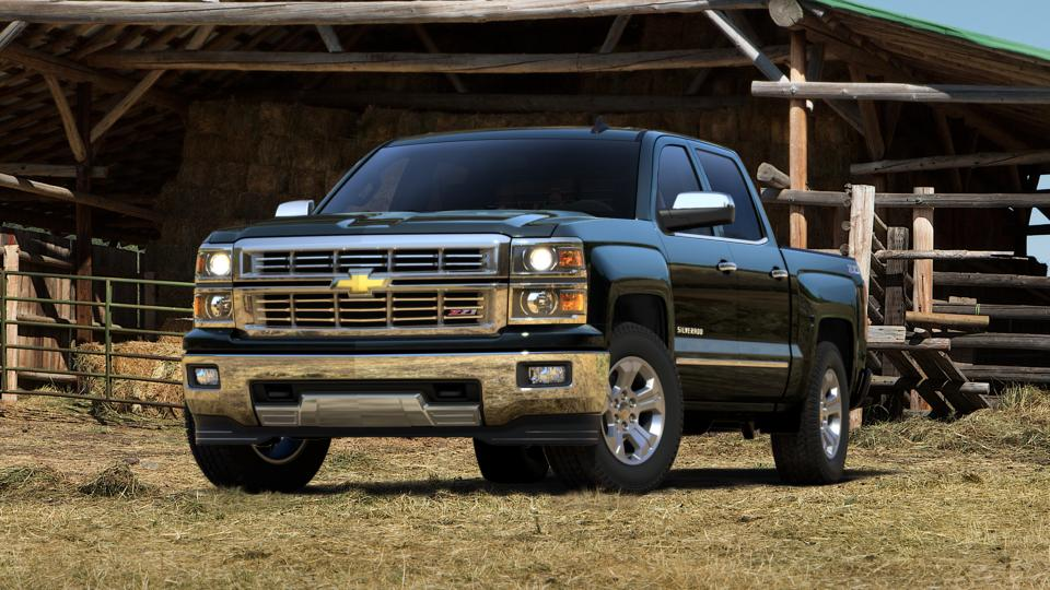 2015 Chevrolet Silverado 1500 Vehicle Photo in Dover, DE 19901