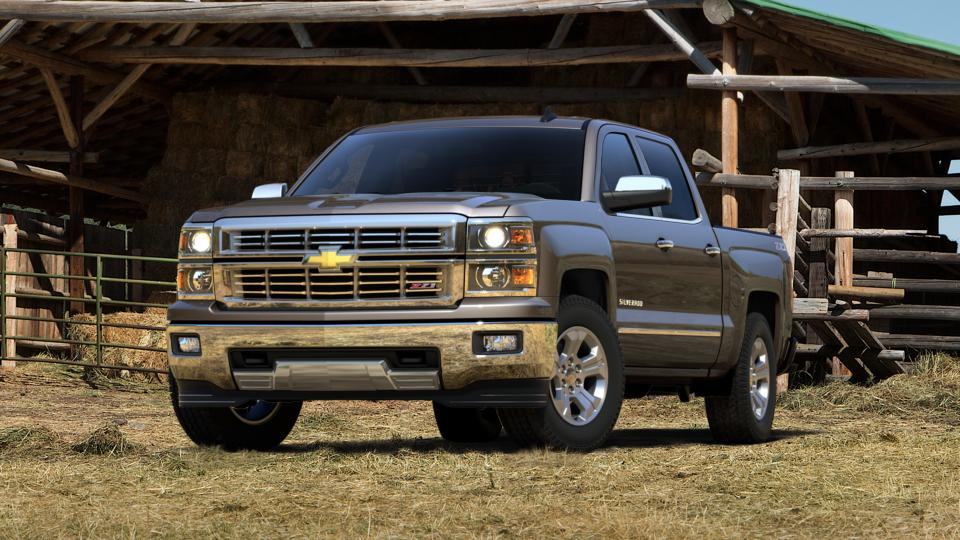 2015 Chevrolet Silverado 1500 Vehicle Photo in Bridgewater, NJ 08807