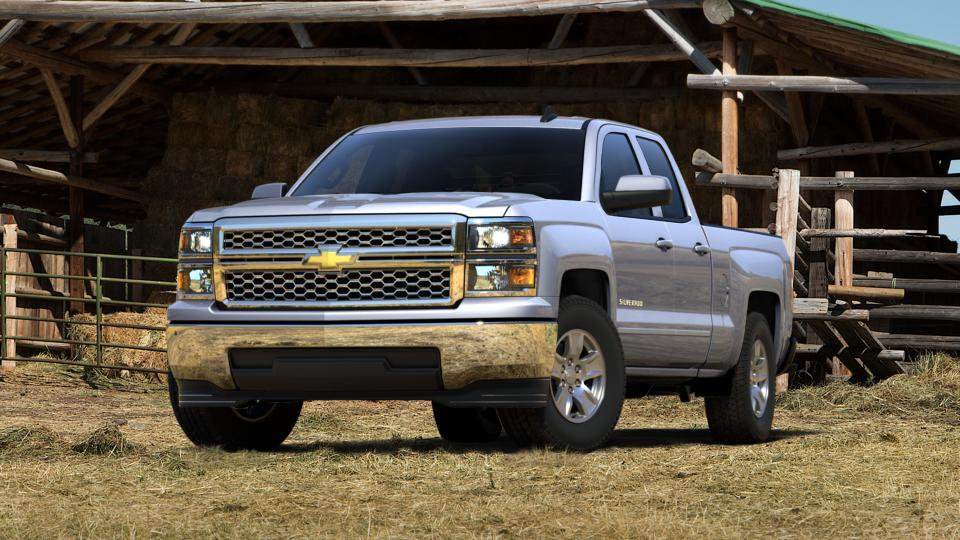 2015 Chevrolet Silverado 1500 Vehicle Photo in Trevose, PA 19053-4984