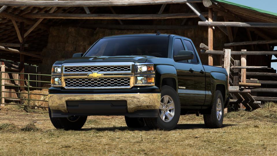 2015 Chevrolet Silverado 1500 Vehicle Photo in Crosby, TX 77532