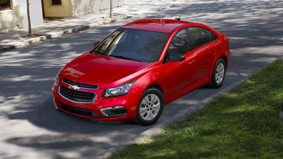 American Auto Sales Killeen Tx: Used 2015 Red Hot Chevrolet Cruze 4dr Sdn Auto LS For Sale