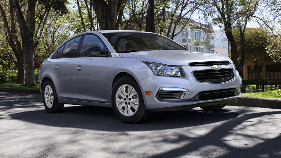 Sterling Gray 2015 Chevrolet Cruze: Used Car for Sale
