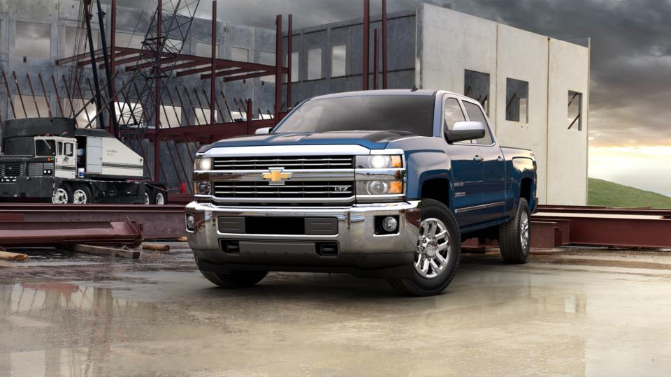 2015 Chevrolet Silverado 2500HD Built After Aug 14 Vehicle Photo in Joliet, IL 60435