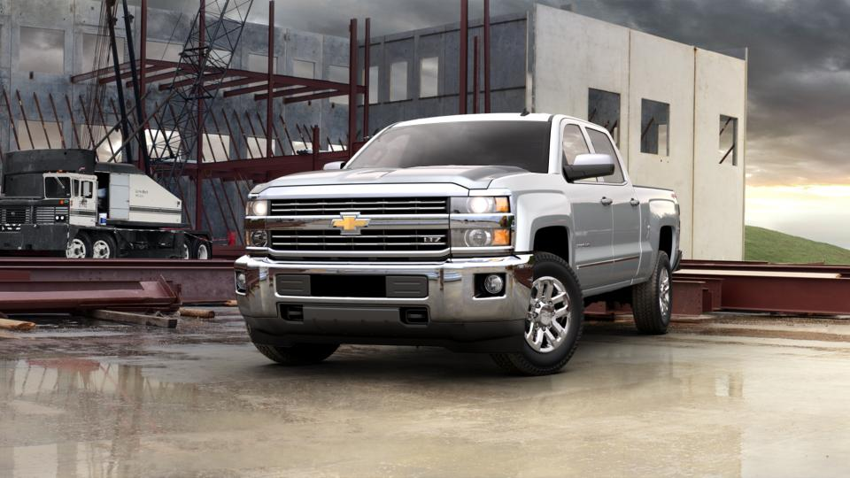 2015 Chevrolet Silverado 2500HD Built After Aug 14 Vehicle Photo in Plainfield, IL 60586-5132