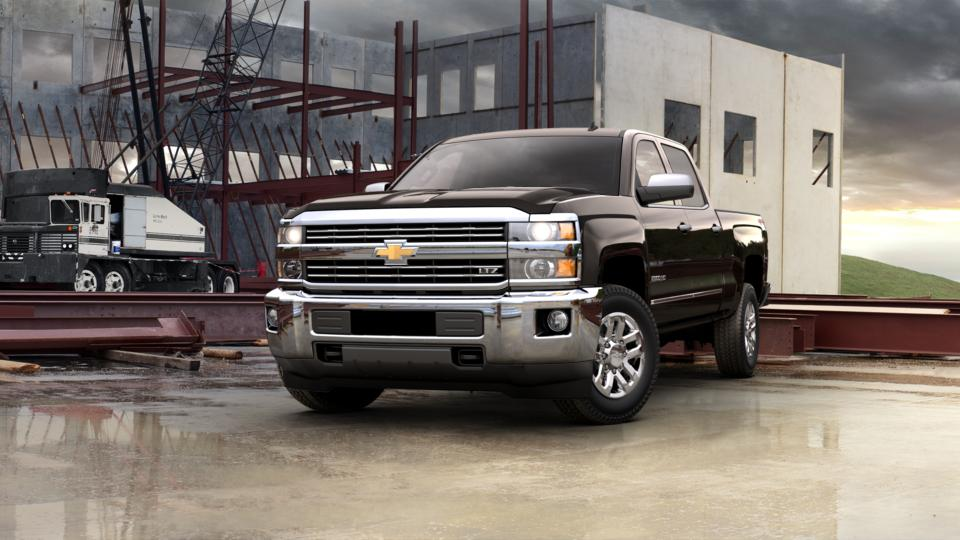 2015 Chevrolet Silverado 2500HD Built After Aug 14 Vehicle Photo in Burlington, WI 53105