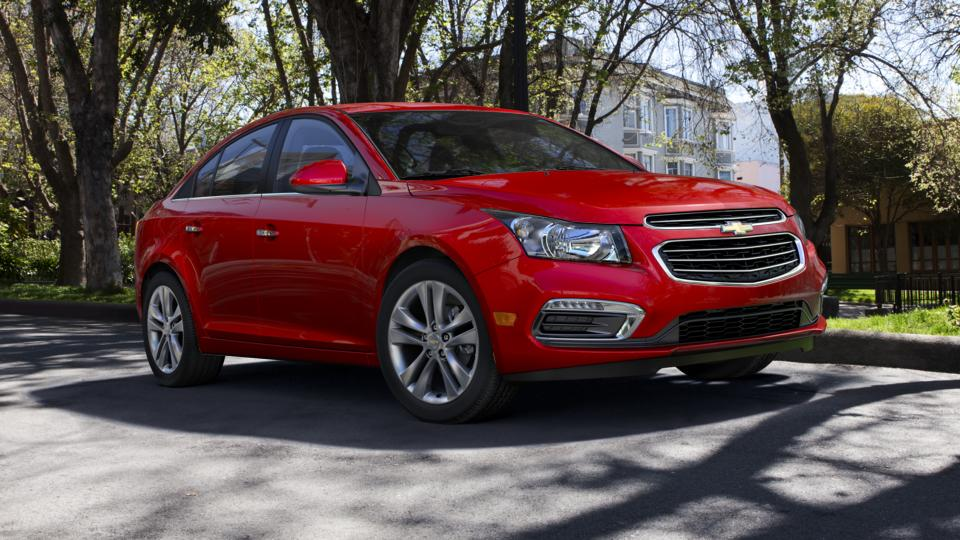 2015 Chevrolet Cruze Vehicle Photo in Lewisville, TX 75067