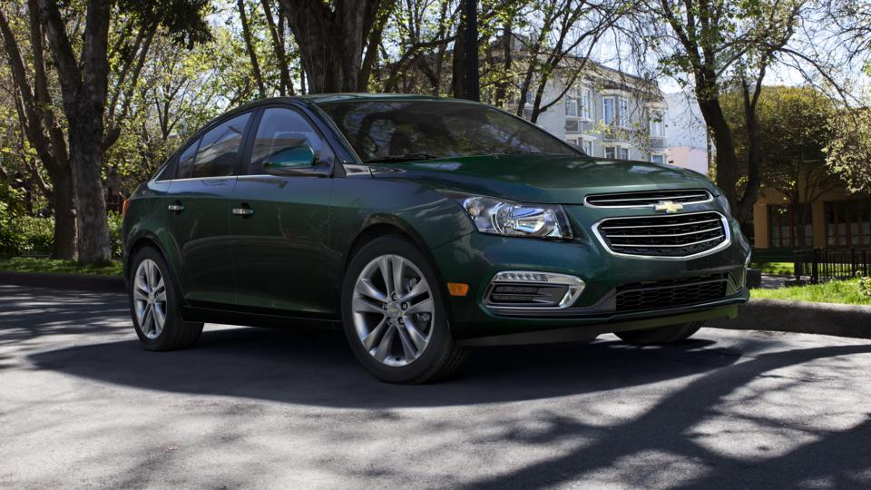 2015 Chevrolet Cruze Vehicle Photo in Warrensville Heights, OH 44128