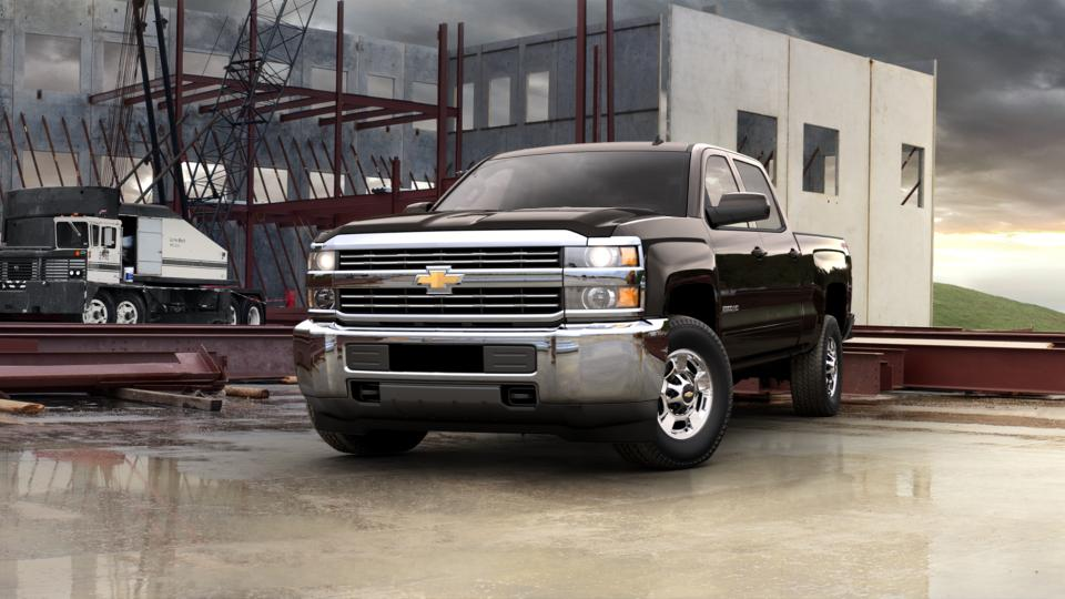 2015 Chevrolet Silverado 2500HD Built After Aug 14 Vehicle Photo in St. Clairsville, OH 43950