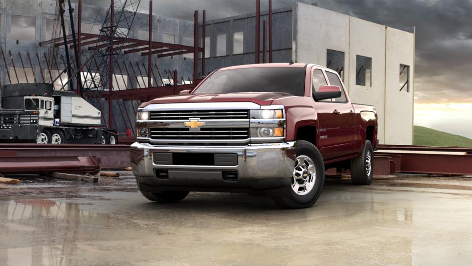 2015 Chevrolet Silverado 2500HD Built After Aug 14 Vehicle Photo in Tallahassee, FL 32308