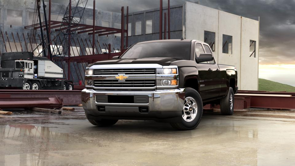 2015 Chevrolet Silverado 2500HD Built After Aug 14 Vehicle Photo in Sumner, WA 98390