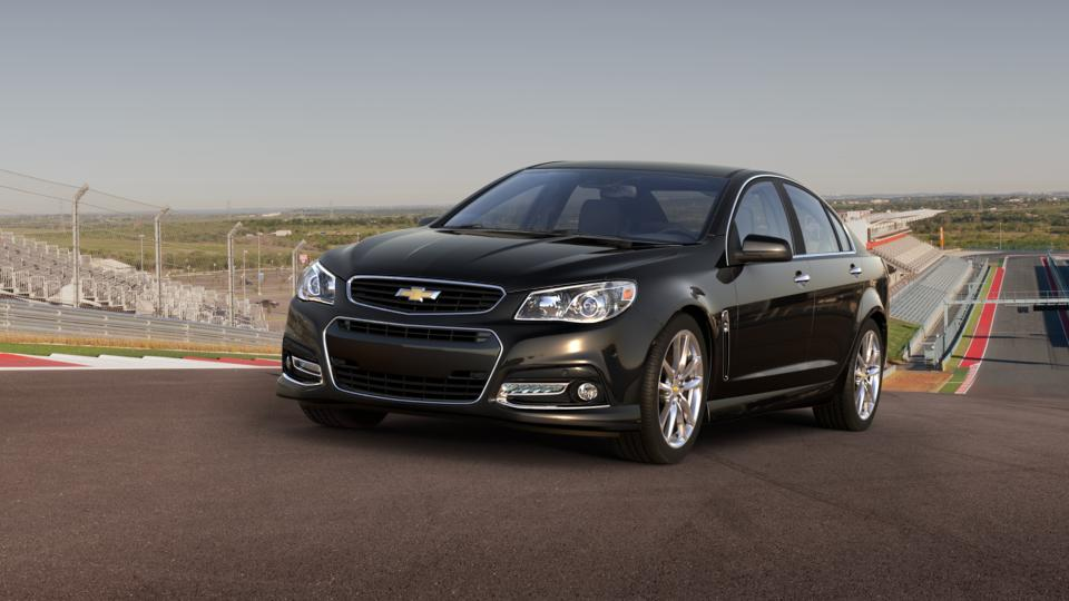 2015 Chevrolet SS Vehicle Photo in Columbia, MO 65203-3903