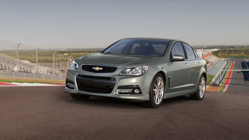 2015 Chevrolet SS Vehicle Photo in Greeley, CO 80634