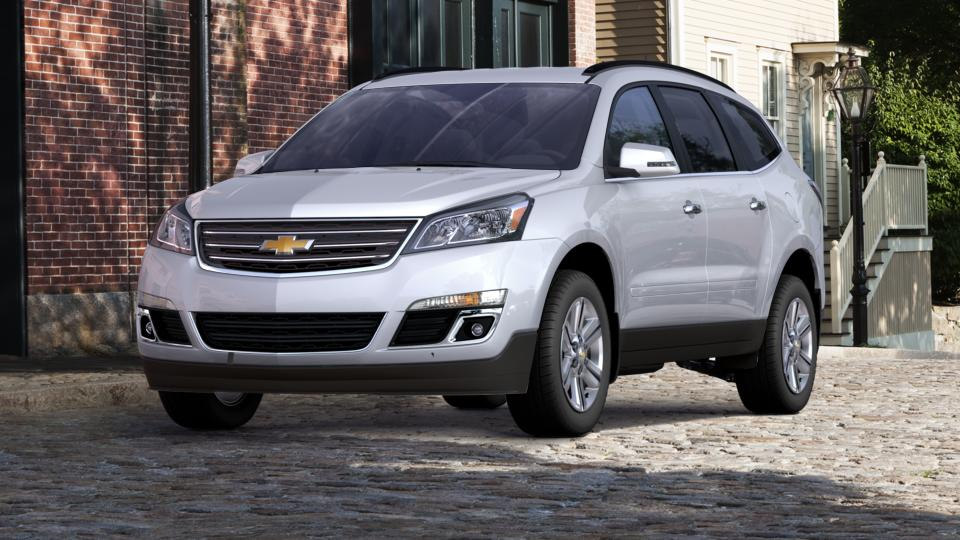2016 Chevrolet Traverse Vehicle Photo In Summersville, WV 26651