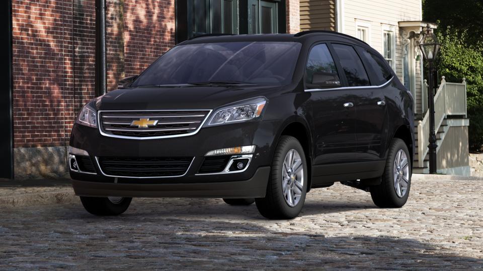 2016 Chevrolet Traverse Vehicle Photo in Champlain, NY 12919
