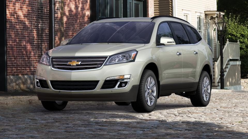 2016 Chevrolet Traverse Vehicle Photo in Greeley, CO 80634